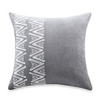 Harbor House Redwood 18-Inch Grey Square Toss Pillow