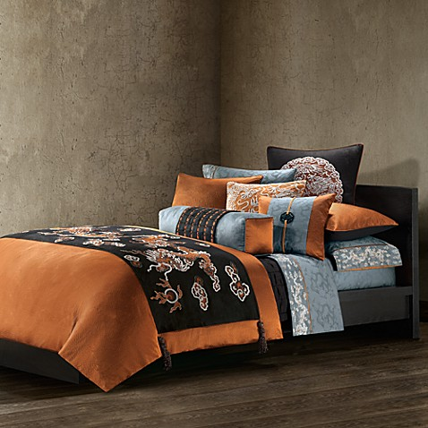 Natori Bushido Queen Coverlet