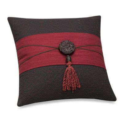 Natori Dynasty 20-Inch Square Pillow