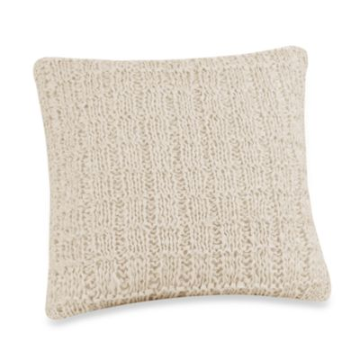"Natori Soho Overlay 20"" Square Toss Pillow"