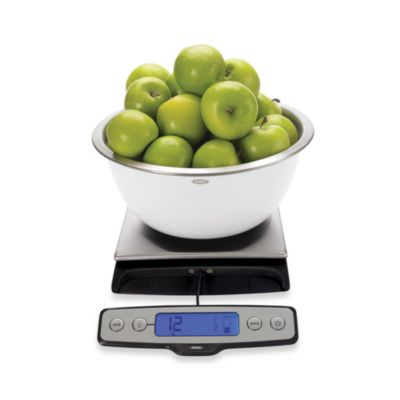OXO® 22-lb. Food Scale with Pull-Out Display
