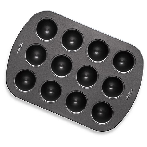 Wilton® Pops Pan in Nonstick 12 Cavity