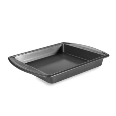 Wilton Indulgence Professional Bakeware 10-inch Square Brownie Pan
