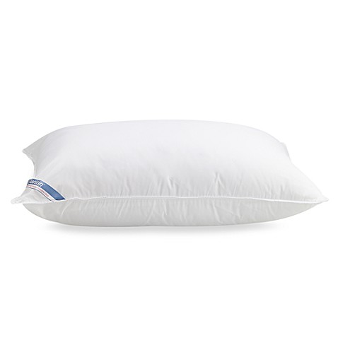 Claritin® Anti-Allergen Back and Stomach Sleeper Pillow with Removable Cover