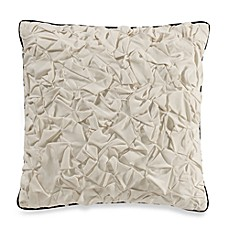 Nicole Miller® Silhouette Ruched Decorative Pillow