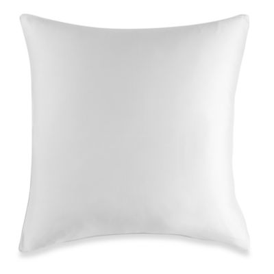 SHEEX® Euro Square Performance Pillow with Removable Cover
