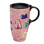 Handbag Travel Mug with Lid