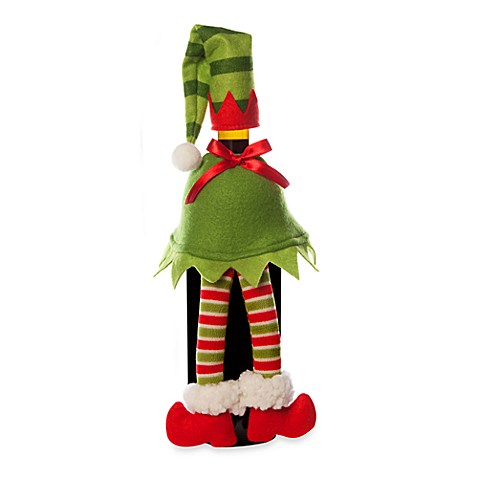 Elf Wine Bottle Outfit
