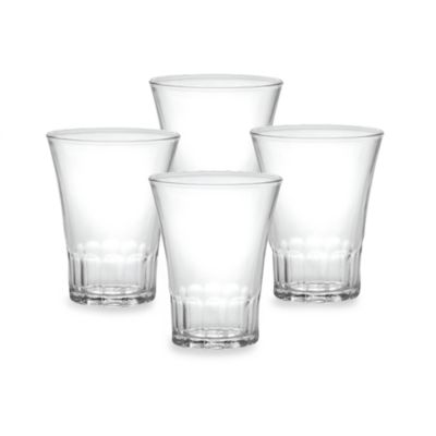 Duralex Amalfi Glasses (Set of 4)