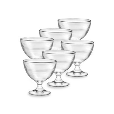 Duralex Gigogne Dessert Glasses (Set of 6)