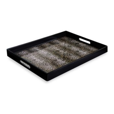 Leopard Serving Tray