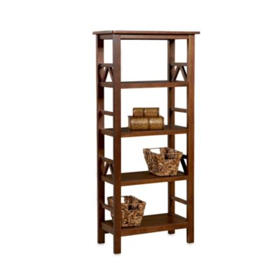 Dylan 4-Shelf Bookcase