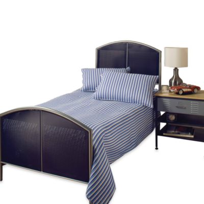 Hillsdale Universal Twin Duo Panel Daybed with Deck & Roll Out Trundle