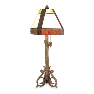 Pacific Coast® Sunset Woods Table Lamp