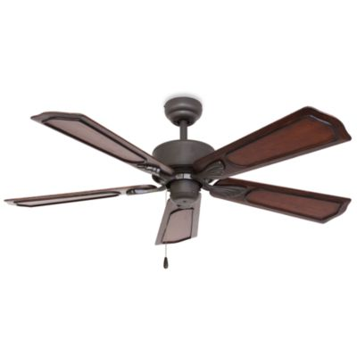 52-Inch Berkshire Bronze Ceiling Fan