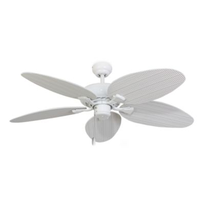 52-Inch Islamorada White Ceiling Fan