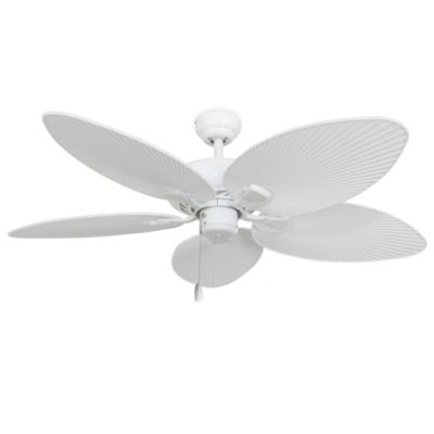 52-Inch Simonton White Ceiling Fan