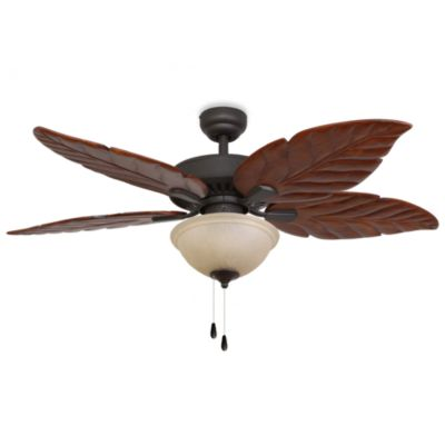 52-Inch Marquesa Bronze Ceiling Fan
