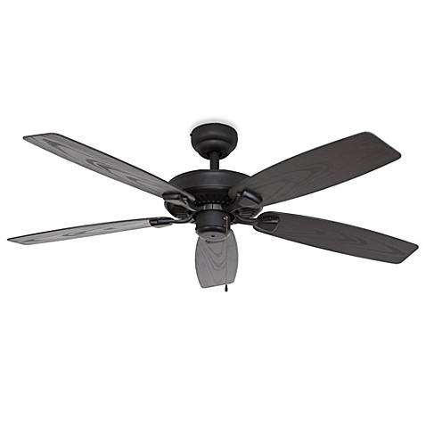 52-Inch Halifax Outdoor Bronze Ceiling Fan