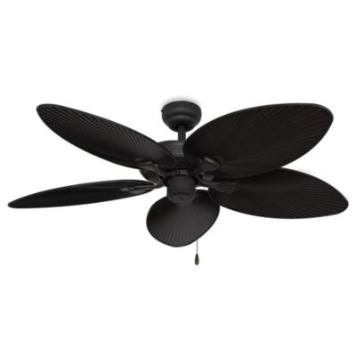 52-Inch Cabo Bay Outdoor Bronze Ceiling Fan