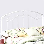 Hillsdale Maddie Headboard with Rails