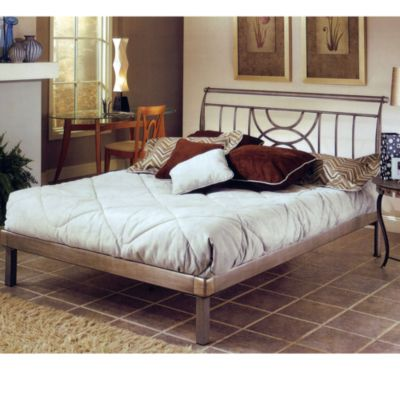 Hillsdale Mansfield Platform Bed Set - Queen