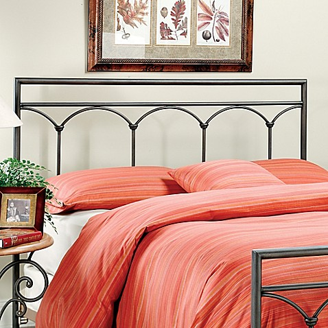 Hillsdale McKenzie Headboard with Rails - Twin
