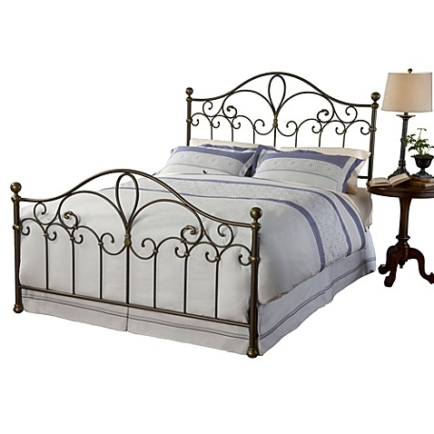 Hillsdale Meade Full Bed Set with Rails