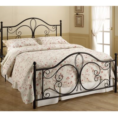 Hillsdale Milwaukee Bed Set with Rails - Full