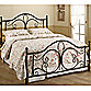 Hillsdale Milwaukee Bed Set with Rails