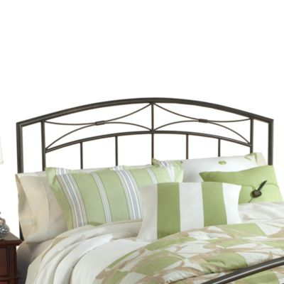 Hillsdale Morris King Headboard with Rails