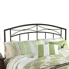 Hillsdale Morris Headboard with Rails