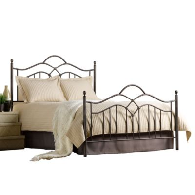 Hillsdale Oklahoma King Bed Set with Rails