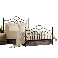 Hillsdale Oklahoma Complete Bed Set with Rails