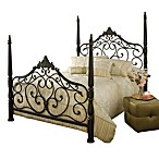 Hillsdale Parkwood Bed Set with Rails