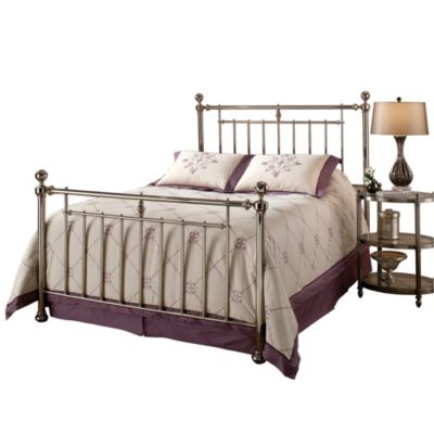 Hillsdale Holland King Bed Set with Rails