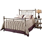 Hillsdale Holland Complete Bed Set with Rails