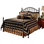 Hillsdale Huntley Complete Bed Set with Rails
