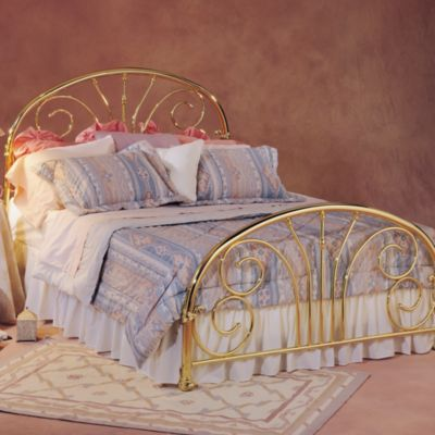 Hillsdale Jackson Full Bed Set with Rails