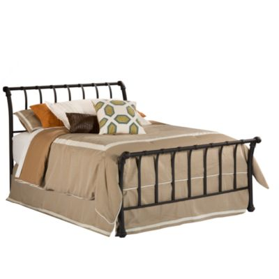 Hillsdale Janis King Bed Set with Rails
