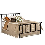 Hillsdale Janis Bed Set with Rails