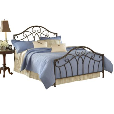 Hillsdale Josephine Queen Bed Set with Rails