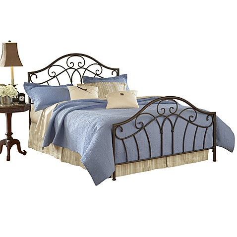 Hillsdale Josephine Full Bed Set with Rails