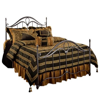 Hillsdale Kendall King Bed Set with Rails