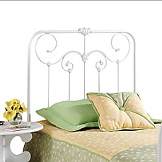 Hillsdale Lindsey Headboard with Rails