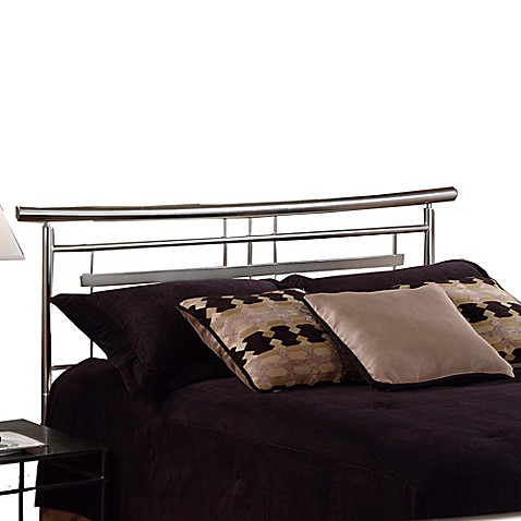 Hillsdale Soho King Headboard with Rails