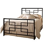 Hillsdale Terrace Complete Bed Set with Rails