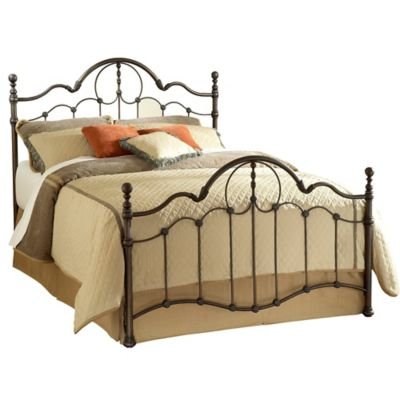 Hillsdale Venetian King Bed in Old Bronze