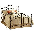 Hillsdale Venetian Bed Set with Rails