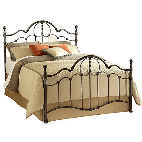 Hillsdale Venetian Queen Bed in Old Bronze